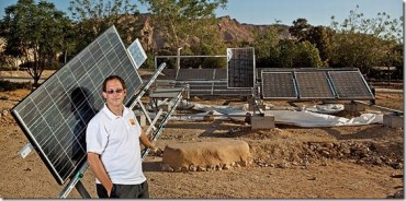 Israel's Kibbutzim: Renewal through Cleantech?