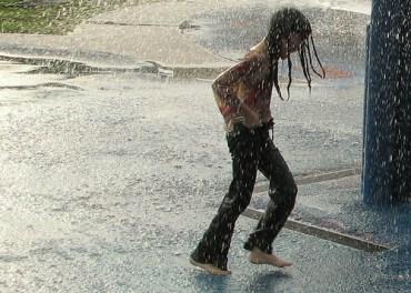 Let it Rain In Israel