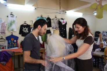 Ana Seco Teaches Her Grandmother's Eco-Fashion Techniques Throughout The World
