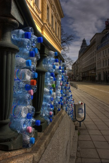 Ban Saudi's Bottled Water?