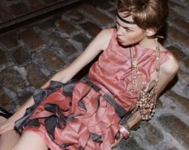 Interview with Egyptian Eco-Fashion Designer Nadia Nour