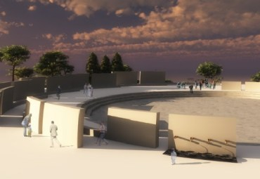 Architectural Design To Memorialize Assault On Free Speech In Turkey