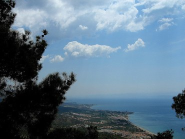Daridere Resort and Camping Area a New Turkish Eco Tourist Spot