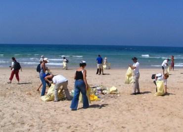 Israel Marine Ecologist Says Mediterranean Needs More Environmental Protection