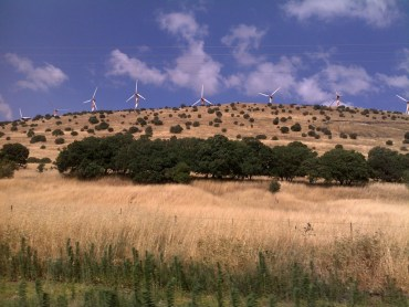 Israel PM Declares 155 MW Wind Farm on Golan Heights a 'National Project'