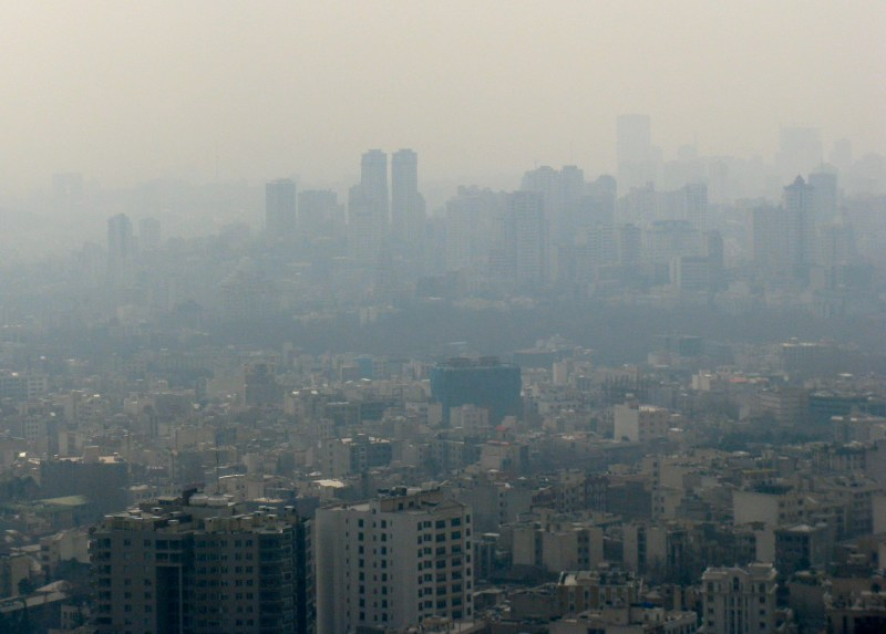 Tehran Residents Complain About Air Pollution and Water Quality