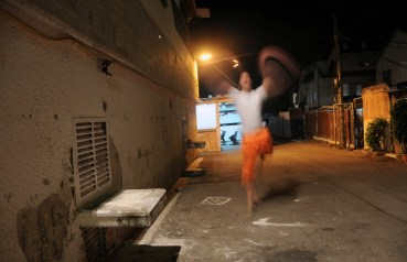 """72 Hour Urban Action"" Takes Over Bat Yam, Israel"