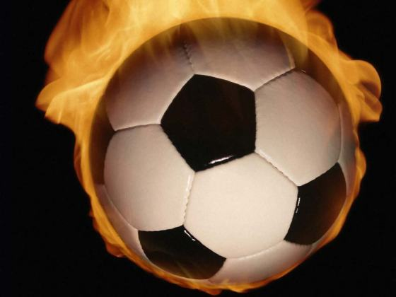 soccer-ball-on-fire