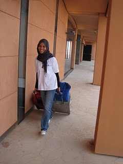 "American ""Eco-Geek's"" First Week At The Masdar Institute"