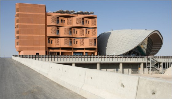 Masdar Mothership To Get New Pool And Gym