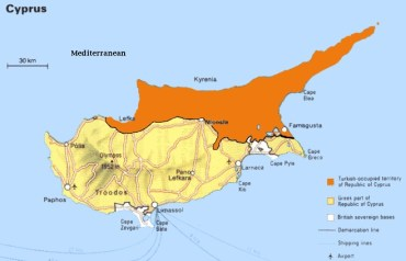 Turkey to Pipe Fresh Water to Northern Cyprus Undersea – A World First