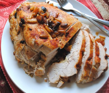 Thanksgiving Recipe: Turkey Breast Stuffed With Fruit and Nuts