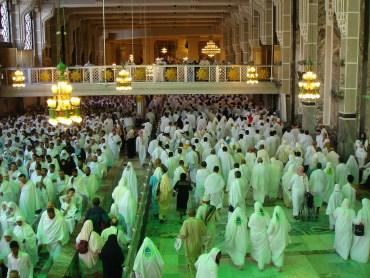 """Mekkah Metro"" Marks A Green Hajj For Pilgrims"