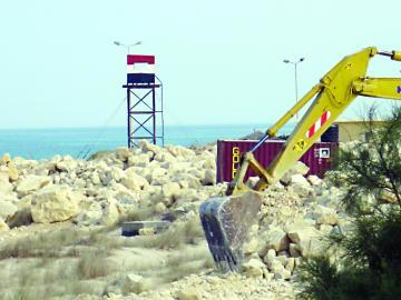 Egyptian Govt Cracks Down On Illegal Red Sea Development