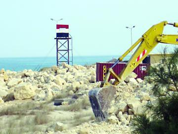 Egyptian Govt Cracks Down On Illegal Red Sea Development