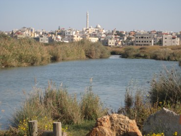 """Forgotten"" Arab Israeli Town Gets Chance to Change Eco-Image"