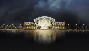 Ehrlich Architecture Trumps Hadid And Foster With UAE Parliament Win