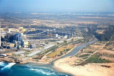 "Israel's IDE Uses Waste Heat in China for ""Greener"" Desalinated Water"