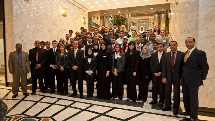 Masdar Reps Head Stateside To Recruit Bright Green Talent