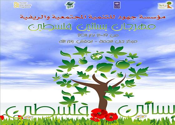 Ramallah Celebrates First Palestinian Environment Festival