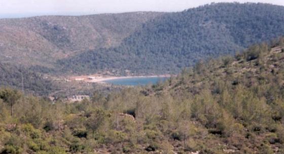 turkey coast akkuyu region sea