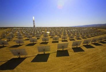 BrightSource Solar Raises Another $122 Million