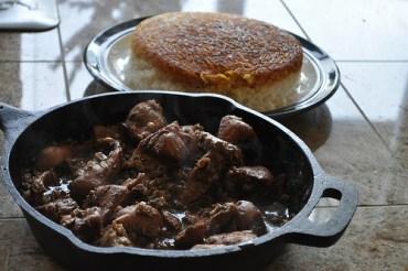 RECIPE: Fesenjan, Persian Chicken in Walnut Sauce