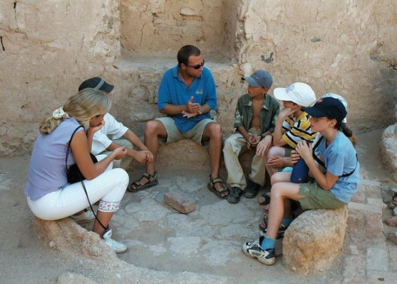 Middle East Destination Tops Ethical Tourism Sales