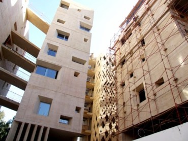 Mashrabiya: 12th Century Light & Cooling For Lebanon's USJ Campus
