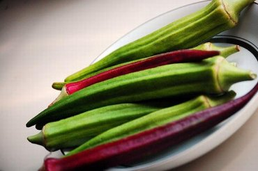 RECIPE: Lebanese Okra in Olive Oil