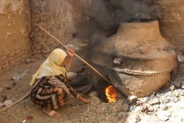 Bake Bread Like An Egyptian