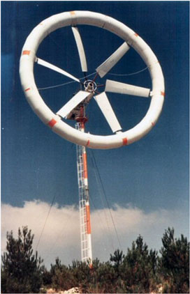 Winflex Inflatable Turbines Prove Wind Energy Practical Anywhere