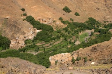 Semi-Sustainable Berber Agriculture