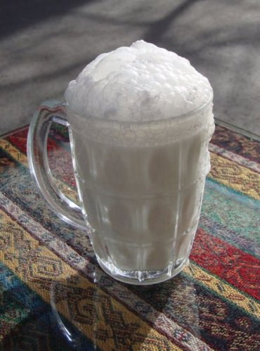 RECIPE: Ayran, Refreshing Turkish Yogurt Drink