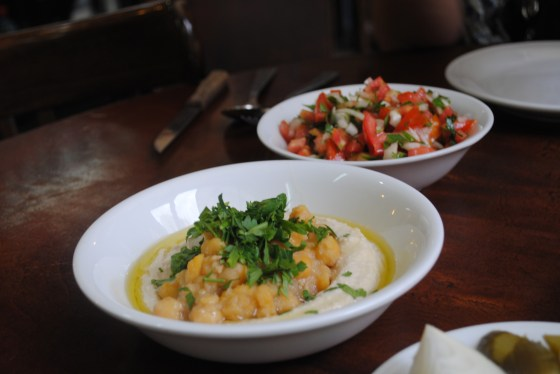 image choumous salad
