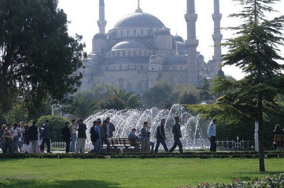 green space istanbul