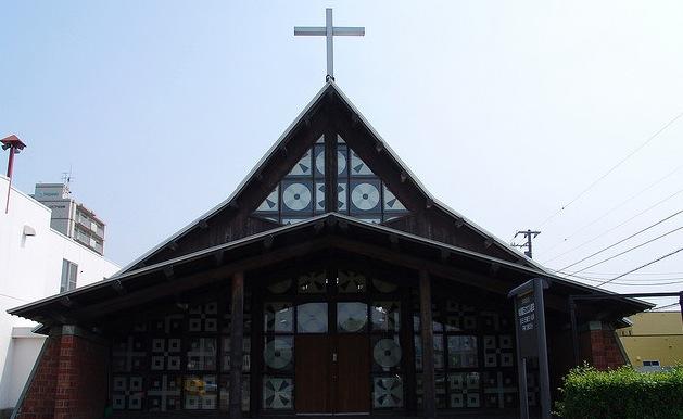 Radioactive Church in Tokyo Dangerous as Chernobyl Dead Zone