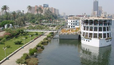 Egypt Losing its Mighty Nile Drop by Drop
