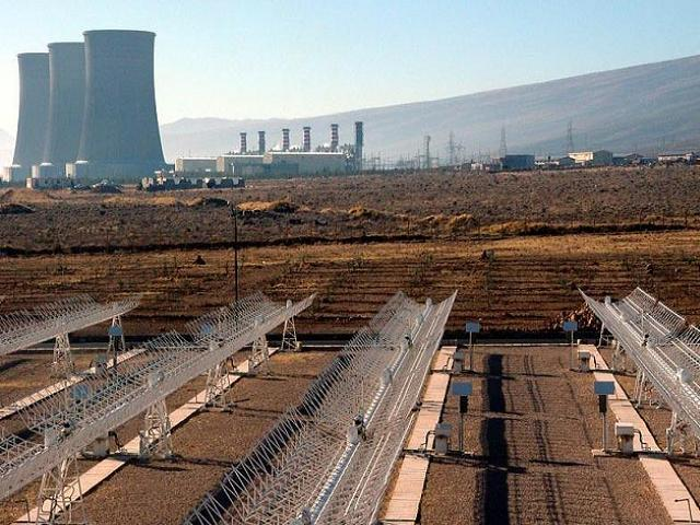Iran's Islamic Regime Aims to Be Solar Supreme by 2015