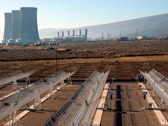 solar energy iran