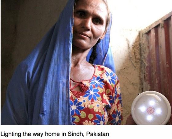 solar lights pakistan