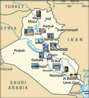 Iraq and Libya For Eco-Seeking Bravehearts