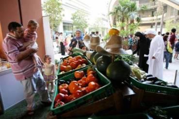 Masdar's Organic Market and Street Fair Re-Opens