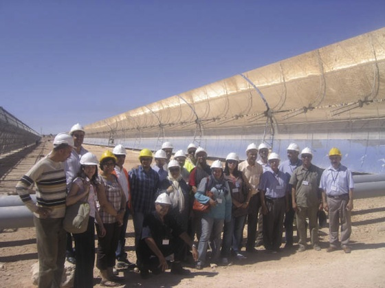3rd Desertec Deal Signed – Algerian Solar Will Ship to the EU