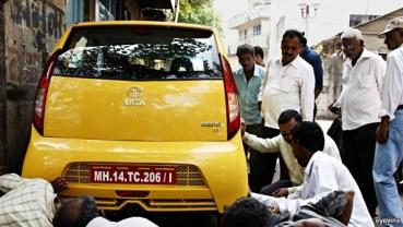 Tata Nano Micros –  Smart Cars for the Poor Man
