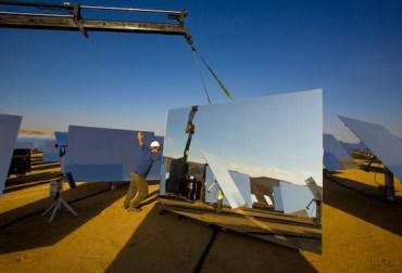 Abu Dhabi's Torresol $5 Billion Solar Plans Include US