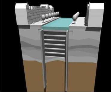 Underwater City Alternative to Floating Islands?