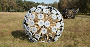 Massoud Hassani Turns Childhood Toy into Wind-Powered Mine Sweepers