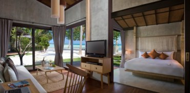 Akrya Resort for Japanese Sensibility on Koh Samui, Thailand