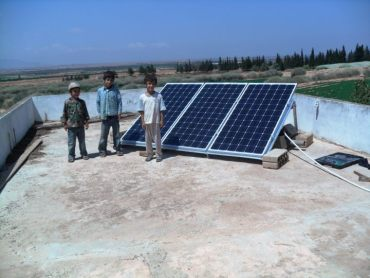 Lebanese Goat Farmer Goes Solar, Subverts Government's Green Apathy